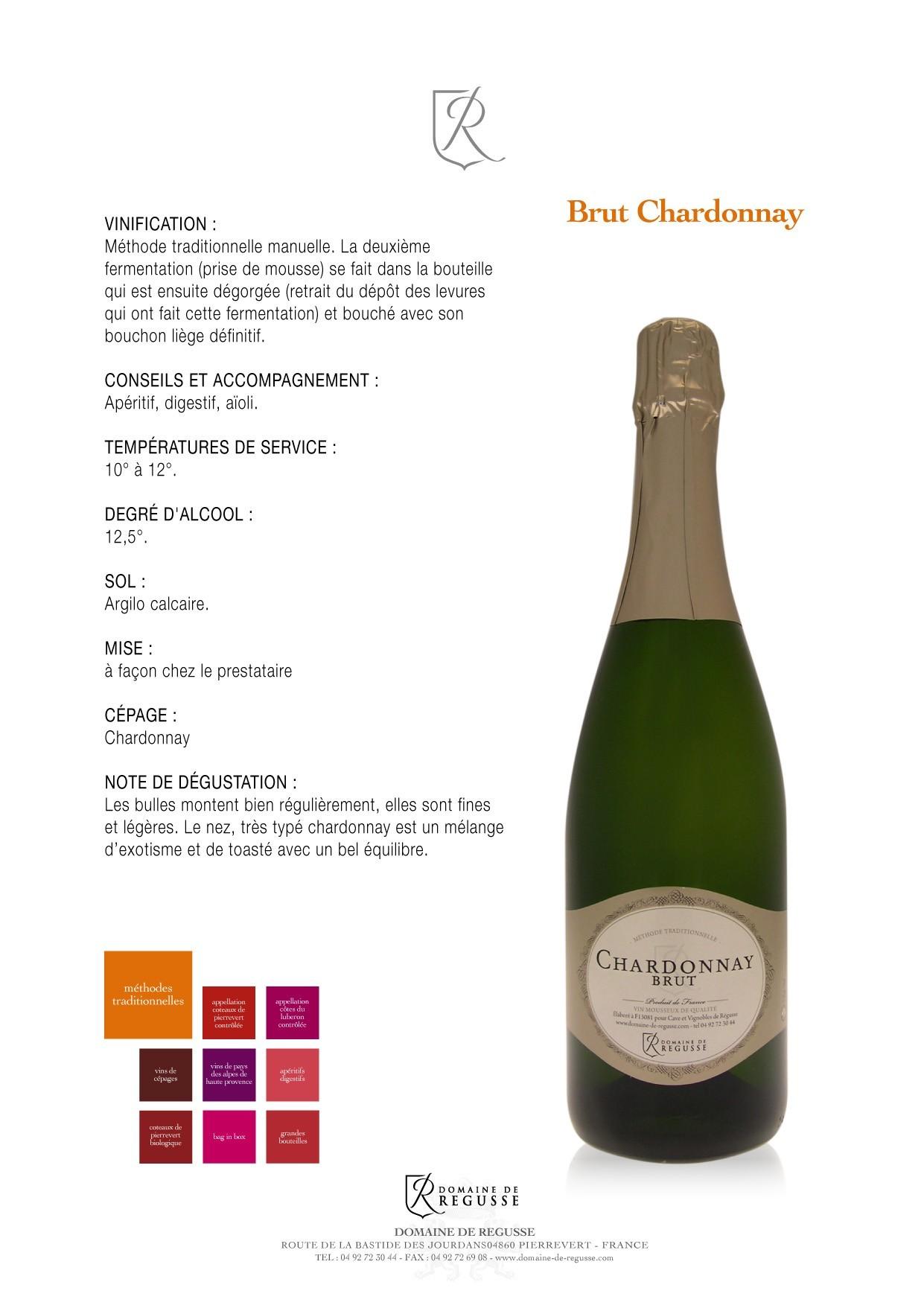 Brut chardonnay ok