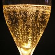 Champagne bulles vin