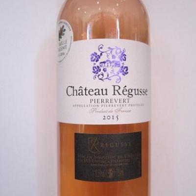 Chateau regusse rose 1