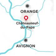 Chateauneuf du pape vins