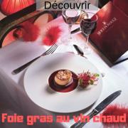 Foie gras au vin chaud