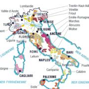 Italie vin