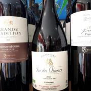 Rouge de regusse vin