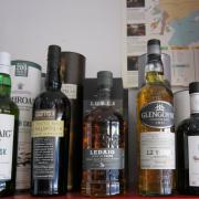 Whisky spiritueux